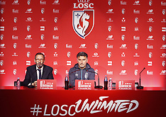 Christophe Galtier joins Lille - 29 Dec 2017