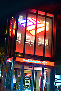 Bank of America signage, uptown Charlotte