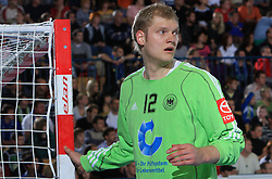 Goalkeeper Johannes Bitter at qualification match for  Euro 2010 in Austria between national teams of Slovenia and Germany, Group 5, on November 2, 2008 in Arena Zlatorog, Celje, Slovenia. (Photo by Vid Ponikvar / Sportal Images)/ Sportida