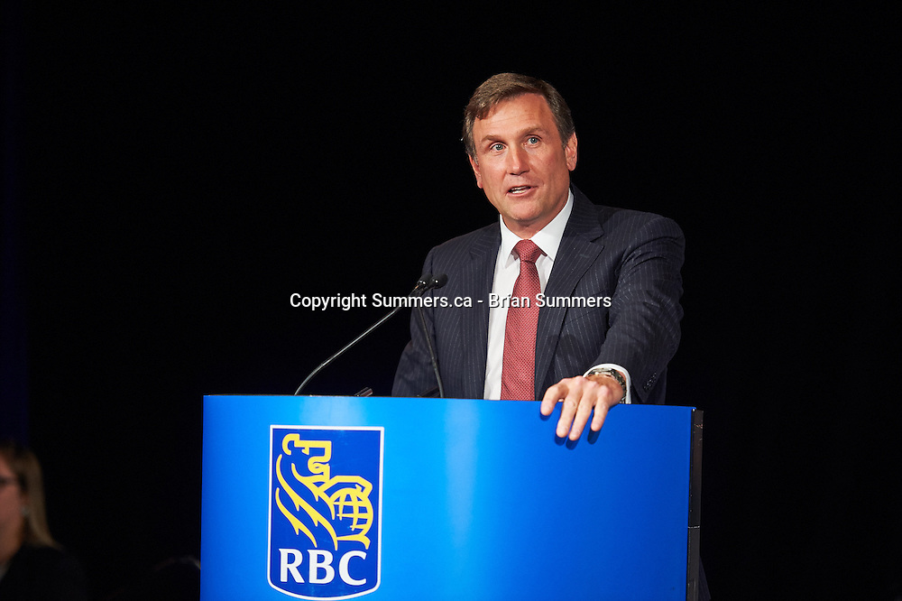 RBC Awards 151001 Toronto ON