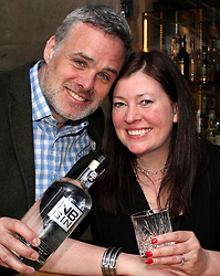 Steve and Vivienne Muir, founders of North Berwick based NB Gin Distillery, have signed a deal worth £4m over five years with a US retailer taking their gin into 20 states. 19032018 pic copyright Terry Murden @edinburghelitemedia