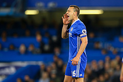 John Terry of Chelsea shouts to his team mates - Mandatory by-line: Jason Brown/JMP - 08/05/17 - FOOTBALL - Stamford Bridge - London, England - Chelsea v Middlesbrough - Premier League