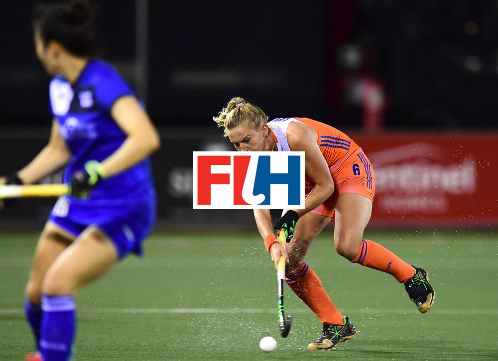 AUCKLAND - Sentinel Hockey World League final women<br /> Match id:<br /> 18 NED v KOR (Semi Final)<br /> Foto: Laurien Leurink <br /> WORLDSPORTPICS COPYRIGHT FRANK UIJLENBROEK