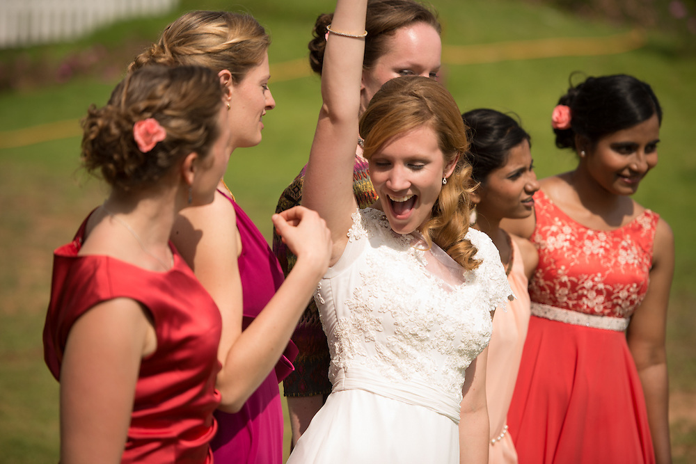 The Best Candid moments of a Christian Wedding shoot.