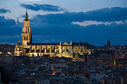 Cathedral, Toledo, Castile, Spain
