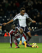West Bromwich Albion v West Ham United 021214