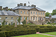 Dumphries House, an 18th Century Palladian country house, neo-classical style, maze and estate in Ayrshire, Scotland