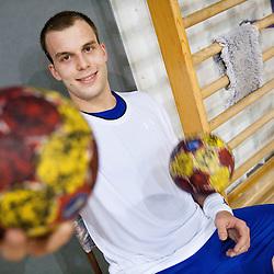 20130109: SLO, Handball - Training session of Slovenian team before Men's Handball WC Spain 2013
