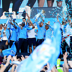 Manchester City Title Parade