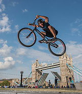 Prudential Ride London Media Events 2014