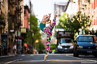 Dance As Art The New York City Photography Project Lower East Side Series with dancer Mykaila Symes