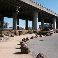 Park Under Freeway