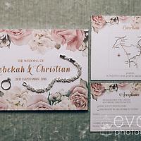 Rebekah & Christian ~ Wedding Hightlights Gallery