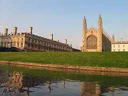 King's College Chapel, University of Cambridge, Cambridge, England