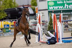 Van Den Branden Elise, BEL, Brillianthina Van't Ruytershof<br /> Belgisch Kampioenschap Jeugd Azelhof - Lier 2020<br /> © Hippo Foto - Dirk Caremans<br /> 02/08/2020