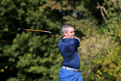 Team Maple's Muppets take part in the annual Bristol Rovers Golf Day - Rogan Thomson/JMP - 10/10/2016 - GOLF - Farrington Park - Bristol, England - Bristol Rovers Golf Day.