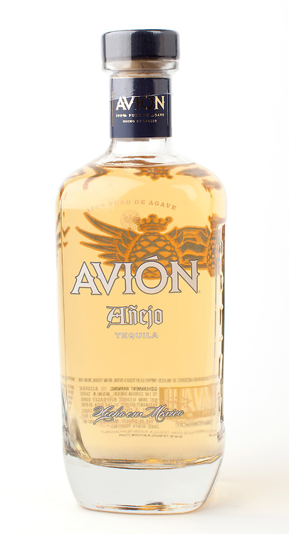 Avion anejo -- Image originally appeared in the Tequila Matchmaker: http://tequilamatchmaker.com