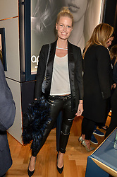 CAROLINE WINBERG at a party to celebrate the launch of the APM Monaco Flagship Store at 3 South Molton Street, London on 11th February 2016