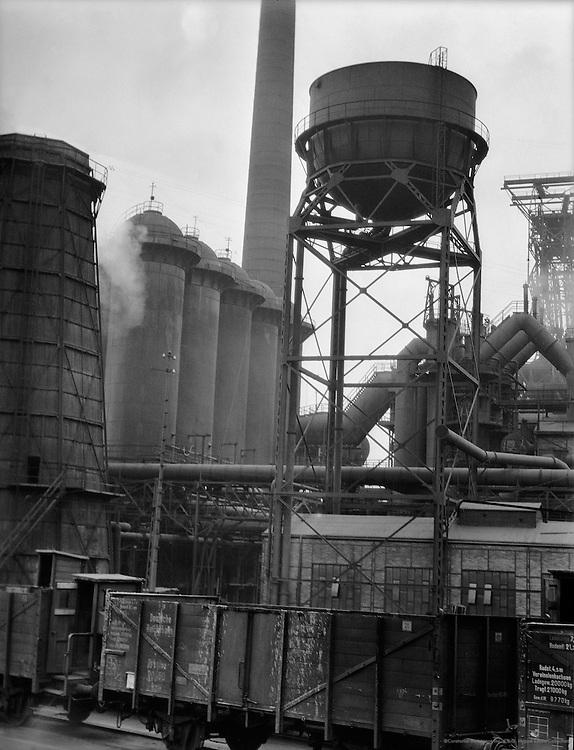 Exterior of Vereinigte Stahlwerke (United Steelworks), Dortmund, 1928