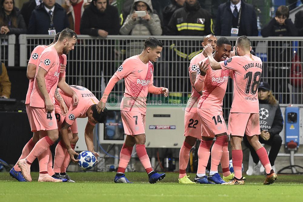 صور مباراة : إنتر ميلان - برشلونة 1-1 ( 06-11-2018 )  20181106-zaa-a181-440