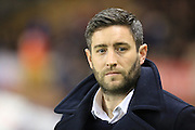 Lee Johnson during the Sky Bet Championship match between Wolverhampton Wanderers and Bristol City at Molineux, Wolverhampton, England on 8 March 2016. Photo by Daniel Youngs.