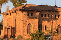 Santa Coloma de Cervelló is an industrial suburb of Barcelona, Spain and home to the Antoni Gaudi designed Colonia Guell