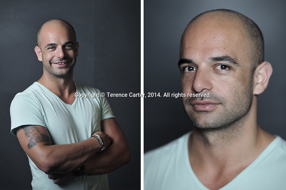 Adriano Zumbo, Australian patissier and chef. Copyright 2014 Terence Carter / Grantourismo. All Rights Reserved.