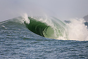 Large wave at Mavericks