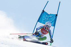 15.02.2018, Yongpyong Alpine Centre, Yongpyong, KOR, PyeongChang 2018, Ski Alpin, Damen, Riesenslalom, im Bild Tina Robnik (SLO) // Tina Robnik of Slovenia during the Ladies Alpine Giant Slalom Race of the Pyeongchang 2018 Winter Olympic Games at the Yongpyong Alpine Centre in Yongpyong, South Korea on 2018/02/15. EXPA Pictures © 2018, PhotoCredit: EXPA/ Johann Groder