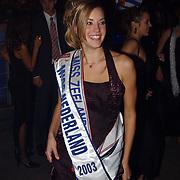 Verkiezing Miss Nederland 2003, Sanne de Regt, Miss provincie Zeeland