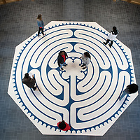 Labyrinth Butler Chapel