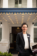 Sophia Funk, <br /> Personaldirektorin ATLANTIC KEMPINSKI, Hamburg. 04.07.2019. Fotos: Mauricio Bustamante