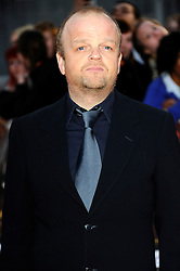Toby Jones at the premiere of The Hunger Games in  London, Wednesday 14th March 2012. Photo by: i-Images