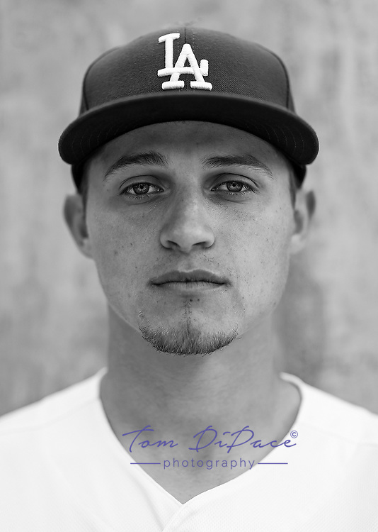 LA Dodgers Cory Seager poses for a portrait on 3.3.17<br /> ( Photo/Tom DiPace)