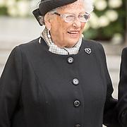LUX/Luxemburg/20190504 - Funeral of HRH Grand Duke Jean/Uitvaart Groothertog Jean, Prinses Astrid van Zweden