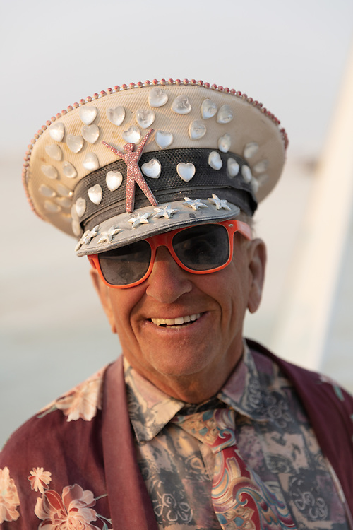 "I've run into Uncle Ira several times over the years. We had a nice chat. Ira said he might be done Burning. I told him that we would really miss him and that everyone loves him and enjoys his ""cheesy tchotchkes"". If you see this Uncle Ira, please come back. We My Burning Man 2018 Photos:<br />
