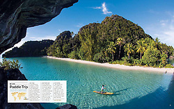 Islands Magazine<br /> &quot;Get Here&quot;<br /> 2-Page Spread