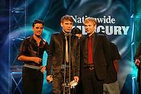 Nationwide Mercury Prize 2004, Tuesday 7 September 2004.The Grosvenor Hotel, Park Lane