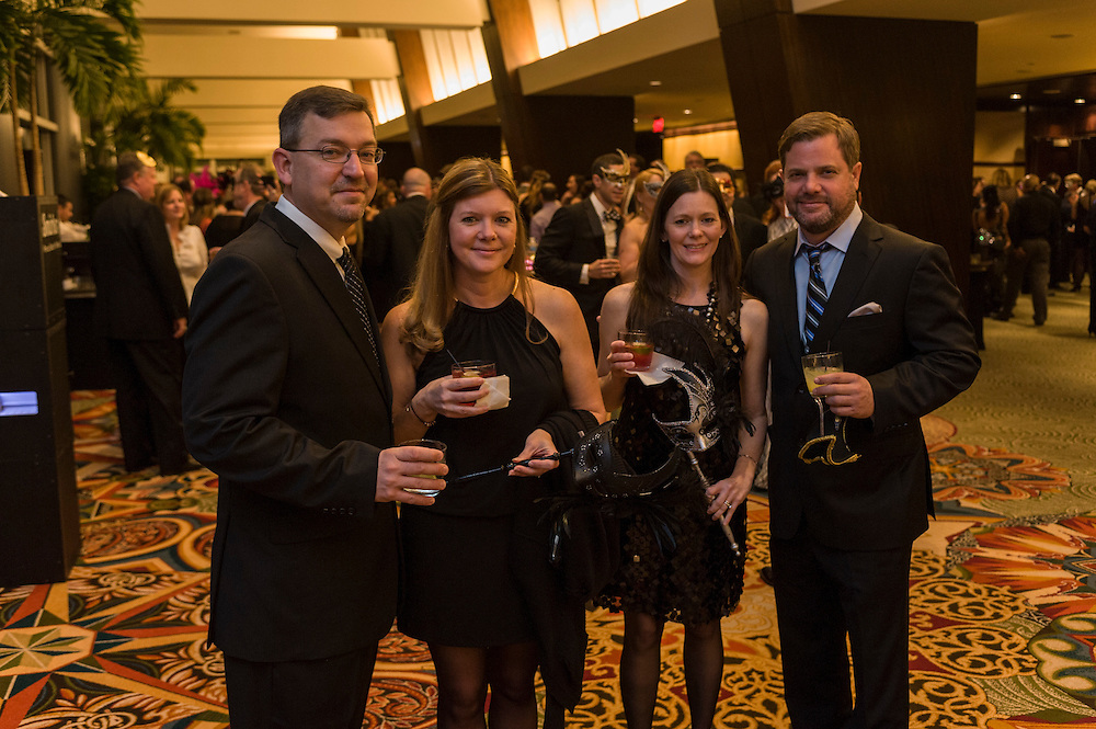 Photograph from the 2015 Installation and New Year Gala for the Houston Apartment Association, celebrating the new presidency of Jackie Rhone, Greystar. | Photograph by Mark Hiebert, HiebertPhotography.com