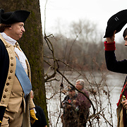 Washington Crossing Reenactment 2015