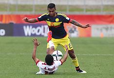 Hamilton-Football, Under 20 World Cup, Qatar v Colombia