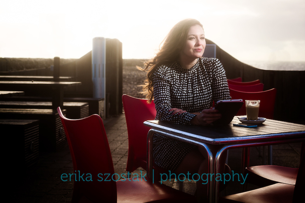 Creative portrait photographer Brighton