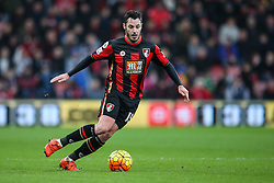 Adam Smith of Bournemouth in action - Mandatory by-line: Jason Brown/JMP - Mobile 07966 386802 26/12/2015 - SPORT - FOOTBALL - Bournemouth, Vitality Stadium - AFC Bournemouth v Crystal Palace - Barclays Premier League