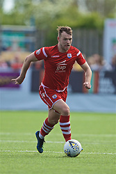 RHOSYMEDRE, WALES - Sunday, May 5, 2019: Connah's Quay Nomads's Callum Morris during the FAW JD Welsh Cup Final between Connah's Quay Nomads FC and The New Saints FC at The Rock. (Pic by David Rawcliffe/Propaganda)