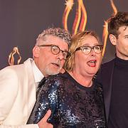 NLD/Scheveningen/20180124 - Musical Award Gala 2018, John Buijsman en Terence van der Loo