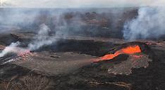 Kilauea Volcano Eruption - Hawaii 26 May 2018