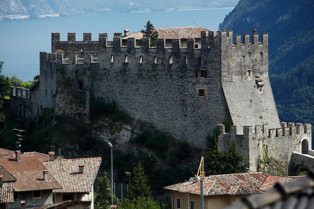 Tenno (TN) -  Il Castello di Tenno.