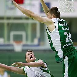 20130507: SLO, Basketball - Telemach league, Semifinal, KK Zlatorog Lasko vs KK Krka Novo mesto