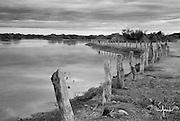 Shallow lagoon