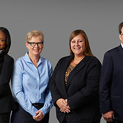 Uncle Credit Union - Executive Team Group Photo